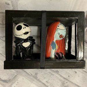 Jack & Sally Salt & Pepper Shaker Set
